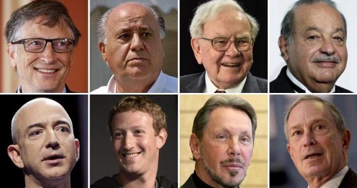 世界の大富豪たちに共通する成功の法則をまとめてみた